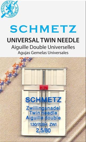 Ago gemello universale misura 2,5/80mm